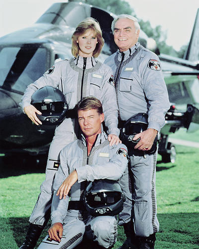 This is an image of 242435 Airwolf Photograph & Poster