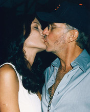 This is an image of 248443 Angelina Jolie & Billy Bob Thornton Photograph & Poster