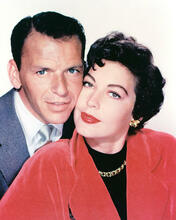 This is an image of 227092 Frank Sinatra & Ava Gardner Photograph & Poster