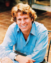 This is an image of 229136 Ryan O'neal Photograph & Poster