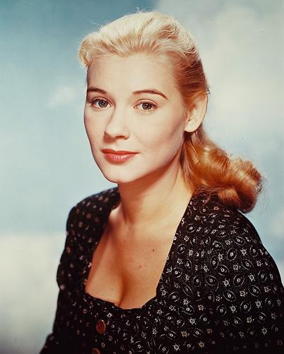 This is an image of 234897 Hope Lange Photograph & Poster