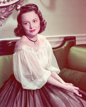 This is an image of 252349 Olivia De Havilland Photograph & Poster