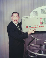 This is an image of 254265 Milton Berle Photograph & Poster