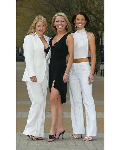 This is an image of 254989 Footballers Wives Photograph & Poster