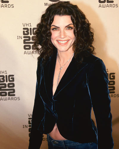 This is an image of 255361 Julianna Margulies Photograph & Poster