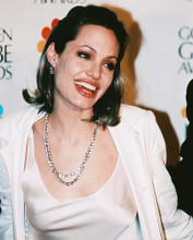 This is an image of 241294 Angelina Jolie Photograph & Poster