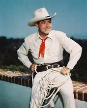 This is an image of 243972 Johnny Mack Brown Photograph & Poster