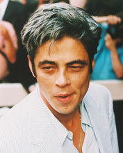 This is an image of 245176 Benecio Del Toro Photograph & Poster