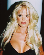 This is an image of 246191 Victoria Silvstedt Photograph & Poster
