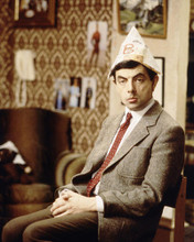 This is an image of 256931 Rowan Atkinson Photograph & Poster