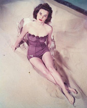 This is an image of 253113 Jean Peters Photograph & Poster