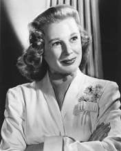 This is an image of 174755 June Allyson Photograph & Poster