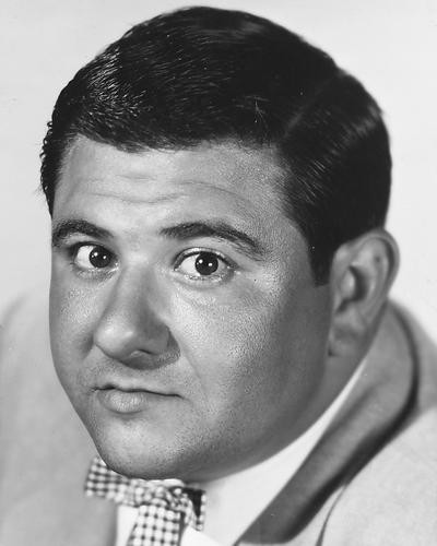 This is an image of 178939 Buddy Hackett Photograph & Poster