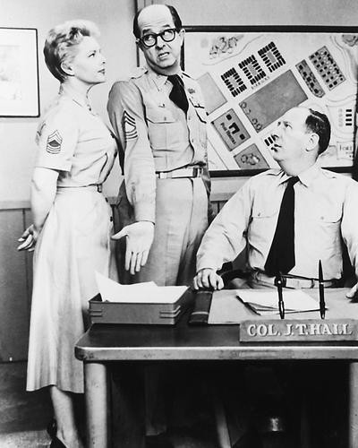 This is an image of 179938 Sergeant Bilko Photograph & Poster