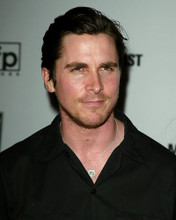 This is an image of 264298 Christian Bale Photograph & Poster