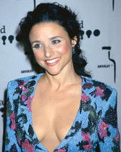 This is an image of 270019 Julia Louis-Dreyfus Photograph & Poster
