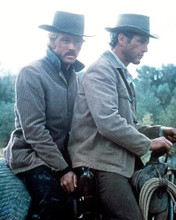 This is an image of 269566 Butch Cassidy and the Sundance Kid Photograph & Poster