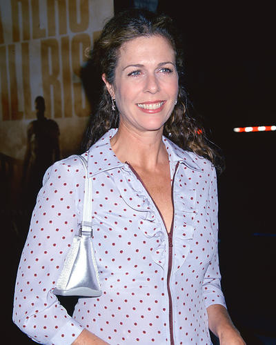 This is an image of 270114 Rita Wilson Photograph & Poster