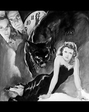 This is an image of 187415 Cat People Photograph & Poster