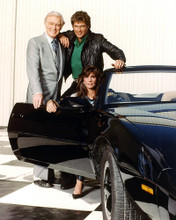 This is an image of 274612 Knight Rider Photograph & Poster