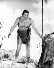 This is an image of 188757 Johnny Weissmuller Photograph & Poster