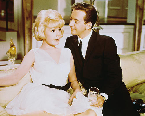 This is an image of 219491 Sandra Dee & Bobby Darin Photograph & Poster