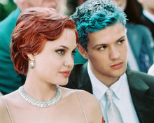 This is an image of 236425 Angelina Jolie & Ryan Phillippe Photograph & Poster