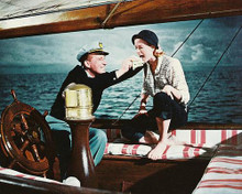 This is an image of 238430 Grace Kelly & Bing Crosby Photograph & Poster