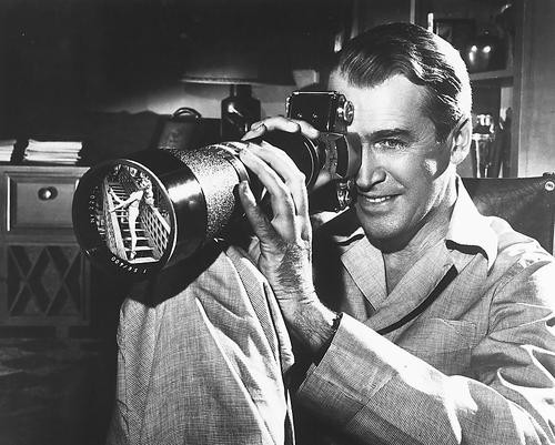 This is an image of 176303 Rear Window Photograph & Poster