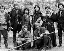 This is an image of 187627 Robin of Sherwood Photograph & Poster