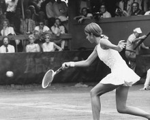 This is an image of 189005 Chris Evert Photograph & Poster