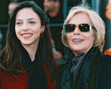 This is an image of 246789 Barbara Bain and Juliet Landau Photograph & Poster