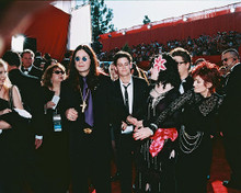 This is an image of 253629 The Osbournes Photograph & Poster