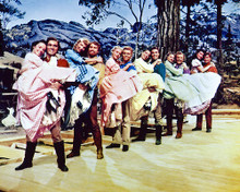 This is an image of 278132 Seven Brides for Seven Brothers Photograph & Poster