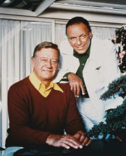 This is an image of 214206 John Wayne & Frank Sinatra Photograph & Poster