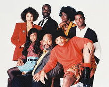 This is an image of 210228 Fresh Prince of Bel-Air Photograph & Poster