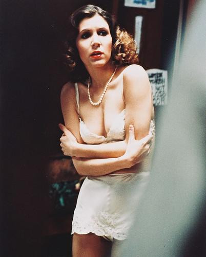 This is an image of 235019 Carrie Fisher Photograph & Poster