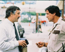 This is an image of 227497 Sylvester Stallone & Robert De Niro Photograph & Poster