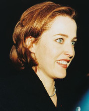 This is an image of 237035 Gillian Anderson Photograph & Poster
