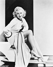 This is an image of 170624 Ginger Rogers Photograph & Poster