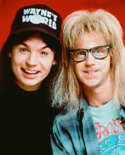 This is an image of 247167 Wayne's World Photograph & Poster