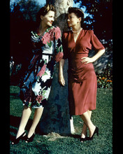 This is an image of 248995 Joan Fontaine & Olivia De Havilland Photograph & Poster