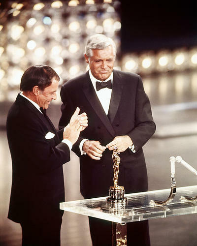 This is an image of 249025 Cary Grant & Frank Sinatra Photograph & Poster