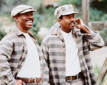 This is an image of 237252 Eddie Murphy & Martin Lawrence Photograph & Poster