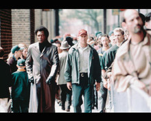 This is an image of 244217 Bruce Willis & Samuel L Jackson Photograph & Poster