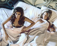 This is an image of 244636 Raquel Welch & Farrah Fawcett Photograph & Poster