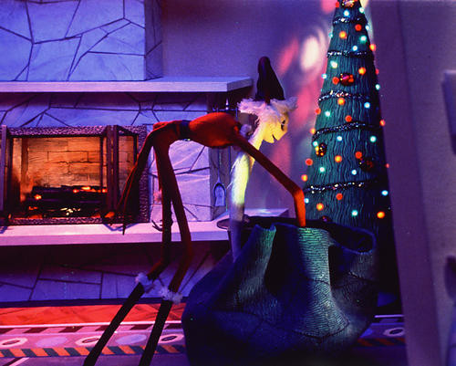 This is an image of 245261 Nightmare Before Christmas Photograph & Poster