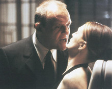 This is an image of 246064 Anthony Hopkins & Julianne Moore Photograph & Poster