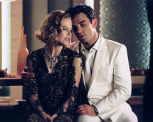 This is an image of 249829 Nicole Kidman & Robbie Williams Photograph & Poster