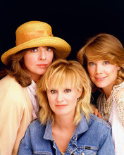 This is an image of 252469 Jessica Lange & Diane Keaton & Sissy Spacek Photograph & Poster